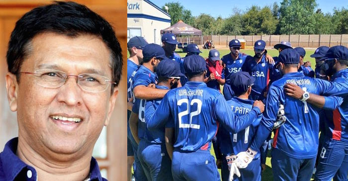 Kiran More, USA cricket interim coach