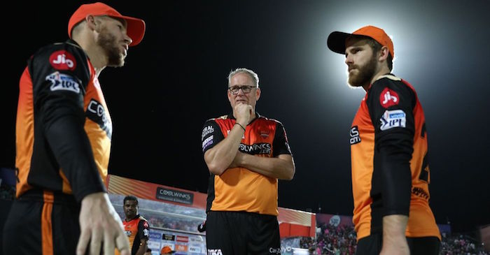 Tom Moody SunRisers Hyderabad