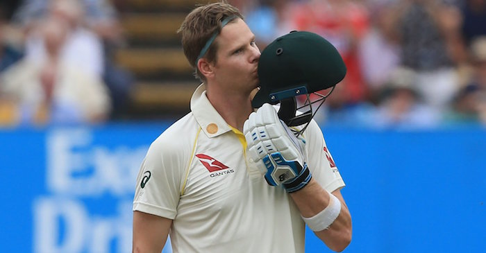 Ashes 2019: Cricket world erupts as Steve Smith hits back to back centuries in the Edgbaston Test