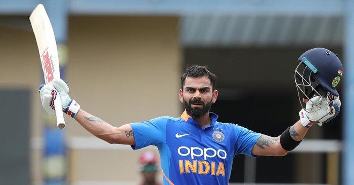 Virat Kohli 42nd ODI century