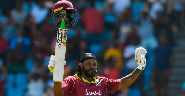 Chris Gayle new record