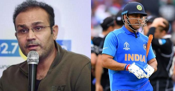 Selectors should speak to players: Virender Sehwag opens up about MS Dhoni's future in the team
