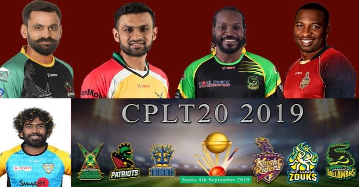 CPL T20 2019