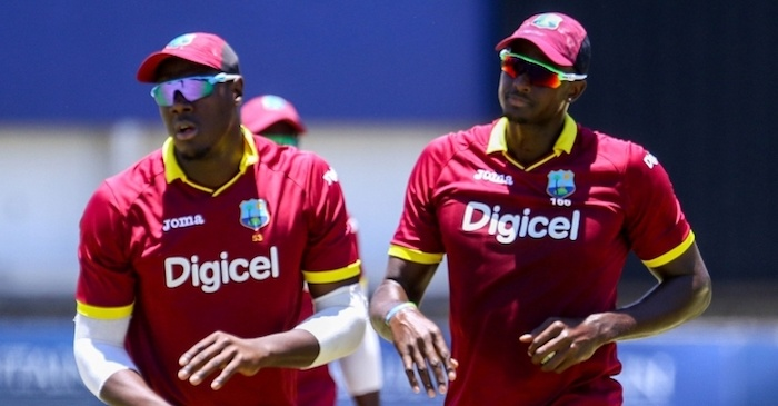 Carlos Brathwaite, Jason Holder