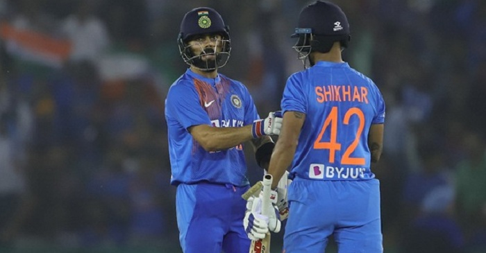 Twitter erupts as 'record breaking' Virat Kohli propels India to comprehensive win over South Africa