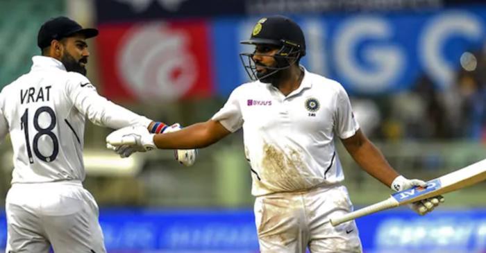 Rohit Sharma, Virat Kohli, Test Match