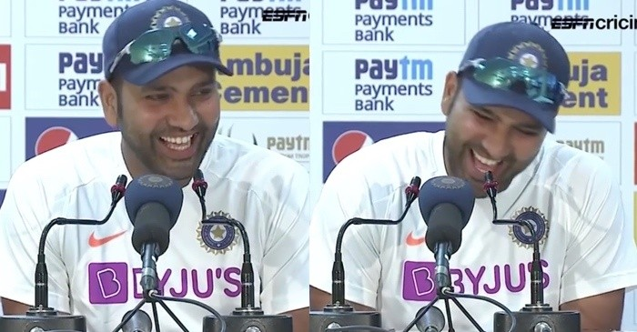 Rohit Sharma press conference