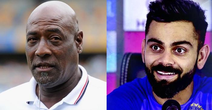 Sir Vivian Richards, Virat Kohli