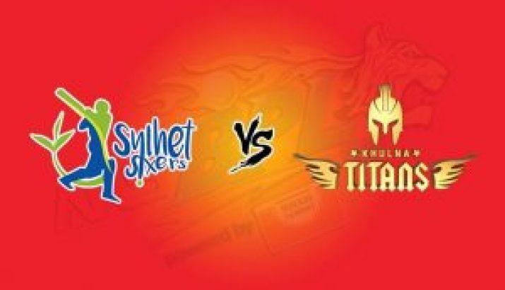 Match Prediction of sylhet sixers vs Khulna titans