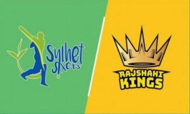 Match prediction of Rajshahi kings vs Sylhet sixers