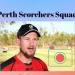 perth scorchers squad