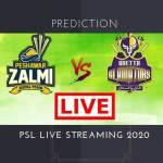 psl live streaming 2020