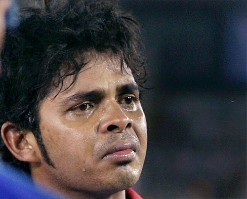 3 IPL Players Jailed for Spot Fixing Charges