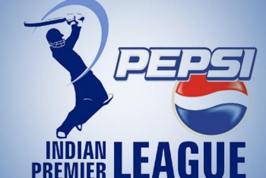IPL T20 2013 complete fixtures