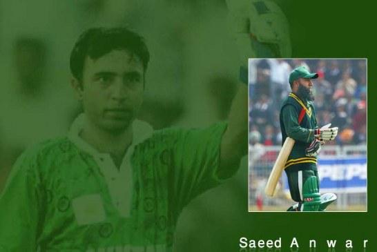 Saeed Anwar 194 against India – Video