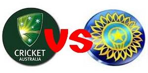 India Vs Australia 2013 Fixtures