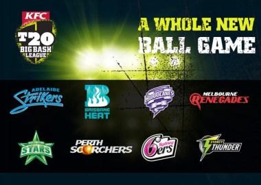 Big Bash League 2013/14 Fixtures