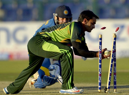 Pakistan Vs Sri Lanka 4th ODI Highlights and Scorecard