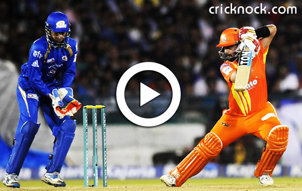 You can now watch Lahore Lions vs Mumbai Indians CLT20 2014 Highlights on cricknock.com. The match was played at Raipur, India on 13th October, 2014.