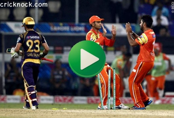 Watch Lahore Lions vs Kolkata Knight Riders CLT20 2014 Highlights