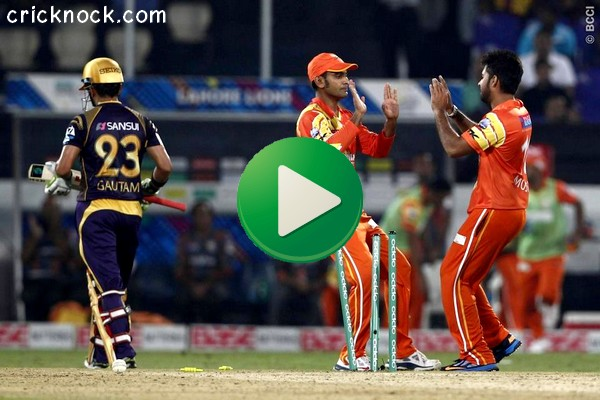 Watch Lahore Lions vs Kolkata Knight Riders CLT20 2014 Highlights