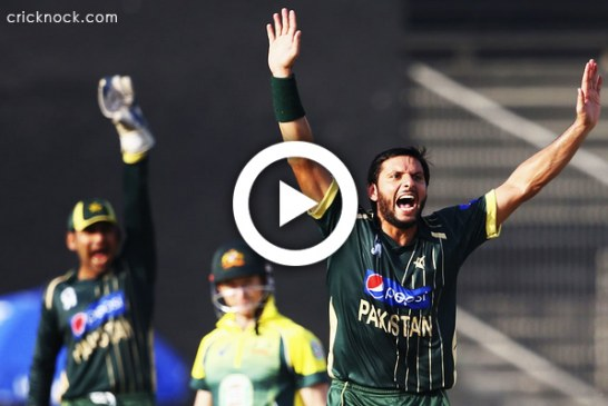 Pakistan vs Australia 1st ODI Cricket Highlights