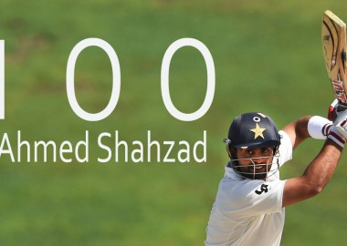 Here is the complete video of Ahmed Shahzad 176 against New Zealand in UAE. This was his 3rd test century.