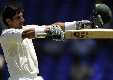 Fastest test century by Misbah ul Haq
