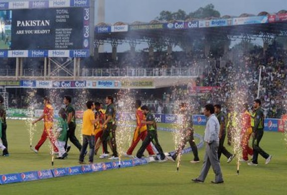Watch Pakistan vs Zimbabwe 1st T20 Highlights 2015