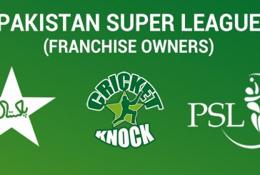 Pakistan Super League Franchise Rights Sold for $93 Million USD