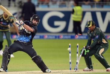 Pakistan vs New Zealand Complete Fixtures 2016