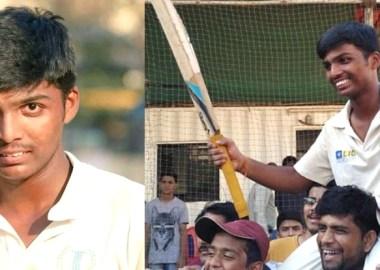 Pranav Dhanawade scores 1,009