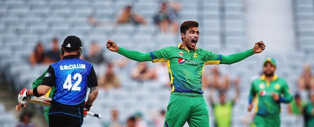 Mohammad Amir Scores Hat-Trick Against Lahore Qalandars in PSL T20