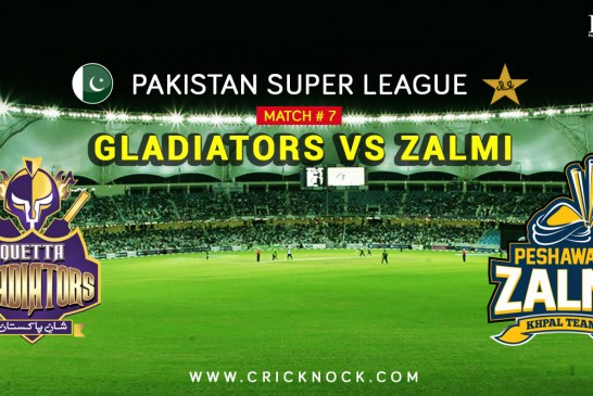 PSL T20 Match 7 | Watch Peshawar Zalmi vs Quetta Gladiators Highlights