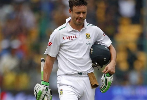 AB De Villiers Steps Down From Test Captaincy