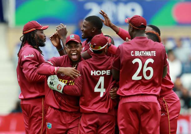 West Indies men's cricketer