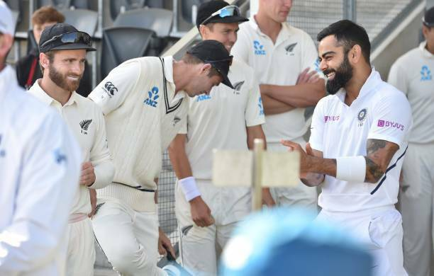 New Zealand squad for world test championship final