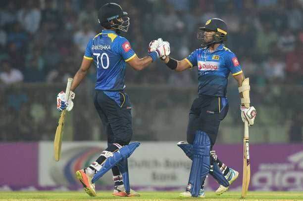 Three Sri Lankan Cricketers Ban For One Year