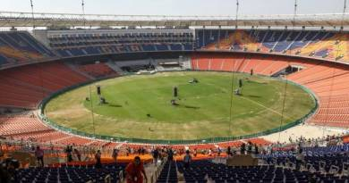 List of the top 10 biggest cricket stadiums in the world