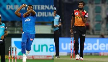 Rabada-and-Natarajan-cricket-today