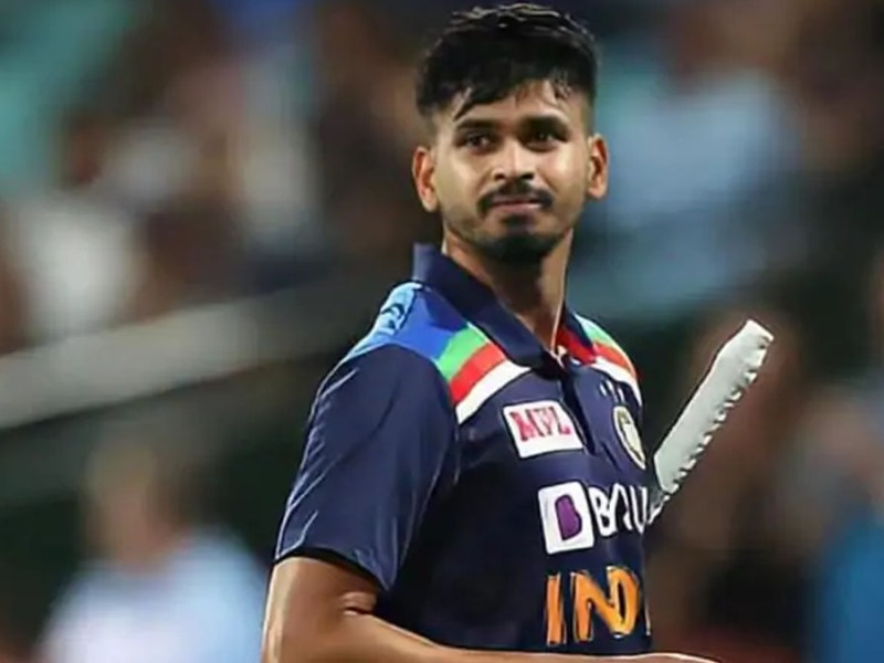Shreyas Iyer replacement