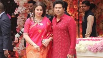 Sachin Tendulkar, Anjali