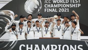 David Warner New Zealand WTC final