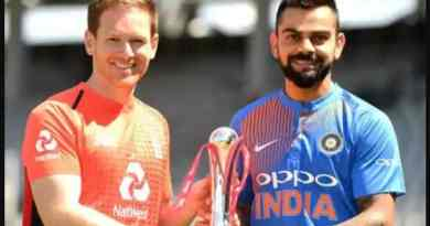 IND-ENG T-20 Series 2021
