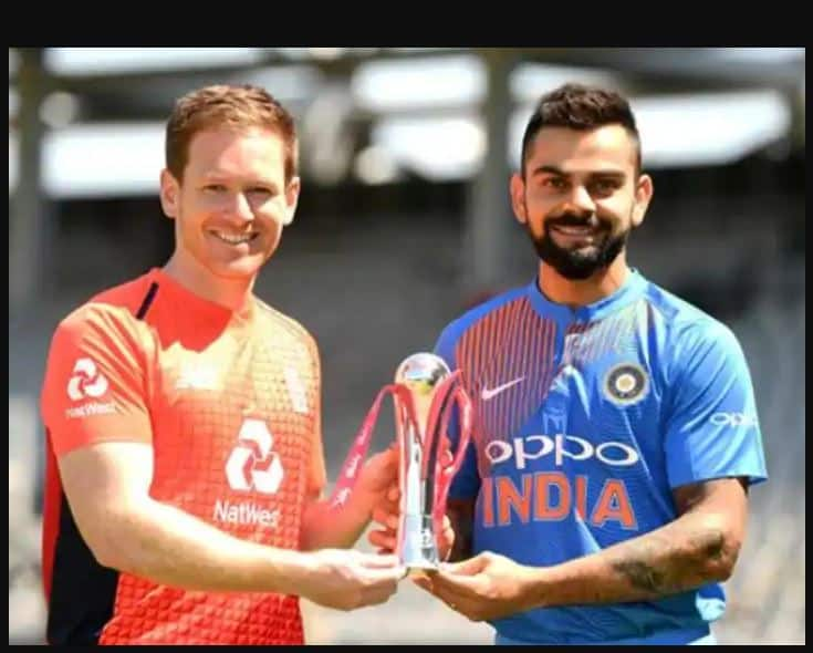 IND-ENG ODI Series Schedule, Live broadcast and squad