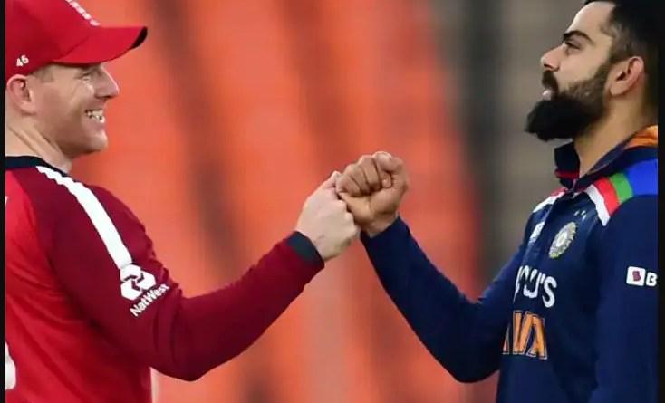 IND vs ENG ODI Series