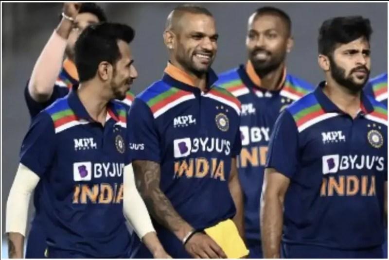 भारत का श्रीलंका दौरा 2021