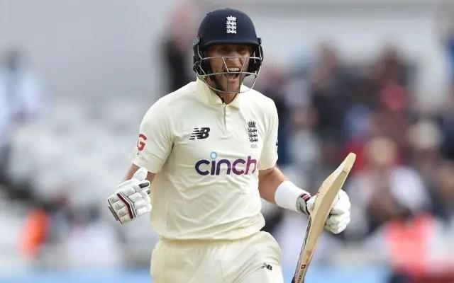 IND vs ENG टेस्ट सीरीज 2021 मैन ऑफ द सीरीज: Joe root