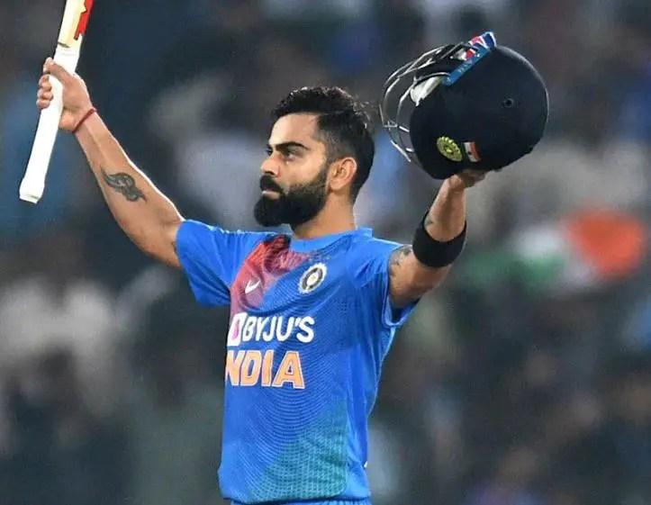 Virat Kohli: टी-20 में सबसे ज्यादा रन बनाने वाले बल्लेबाजों में चौथे स्थान पर है