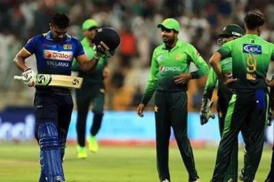 Pakistan Beat Sri Lanka in Second ODI Karachi 2